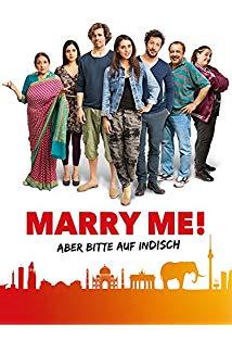 Marry Me - Aber bitte auf Indisch kapak