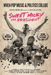 Sweet Micky for President kapak
