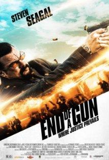 End of a Gun kapak