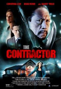 The Contractor kapak