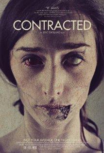 Contracted kapak