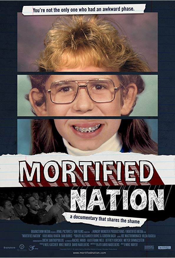 Mortified Nation kapak