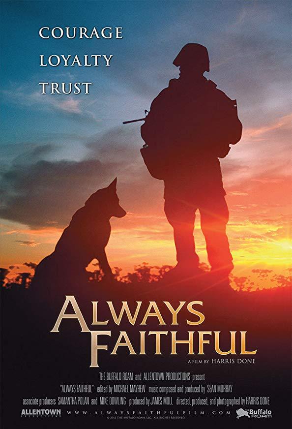 Always Faithful kapak