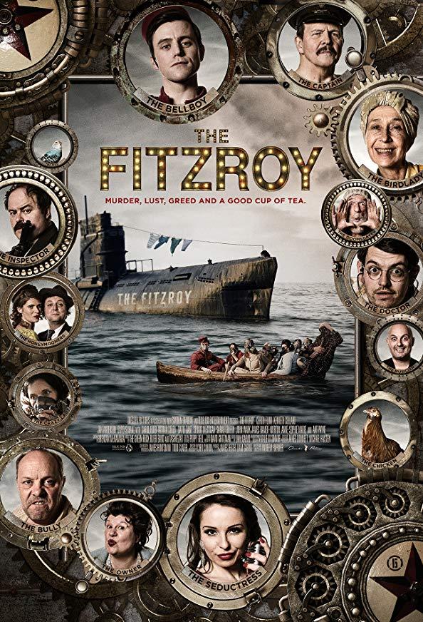 The Fitzroy kapak