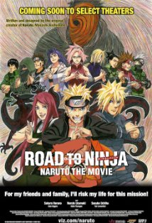 Road to Ninja: Naruto the Movie kapak