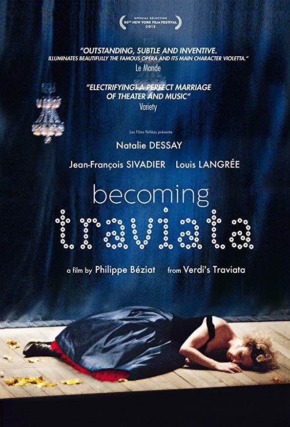 Becoming Traviata kapak
