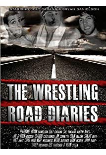 The Wrestling Road Diaries kapak