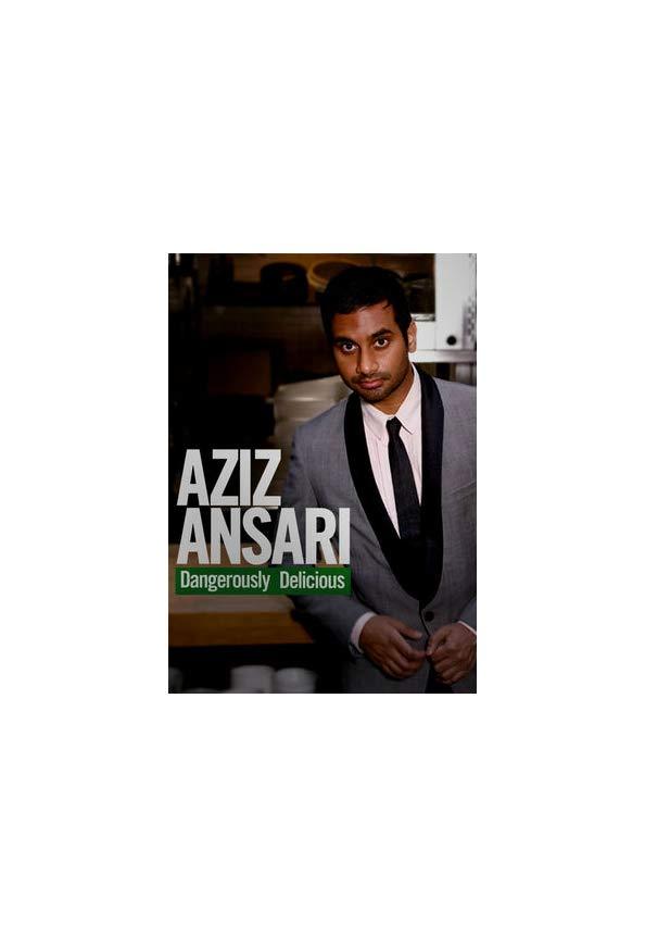 Aziz Ansari: Dangerously Delicious kapak