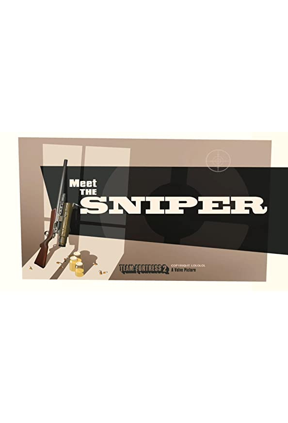 Meet the Sniper kapak
