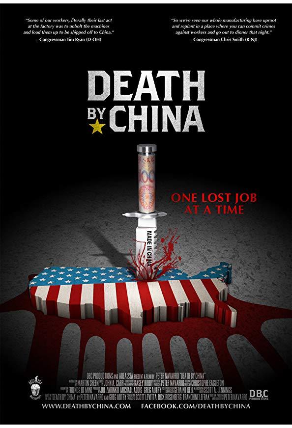 Death by China kapak
