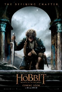 The Hobbit: The Battle of the Five Armies kapak