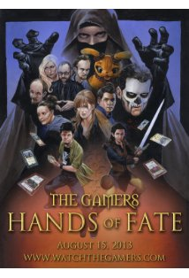 The Gamers: Hands of Fate kapak