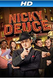 Nicky Deuce kapak