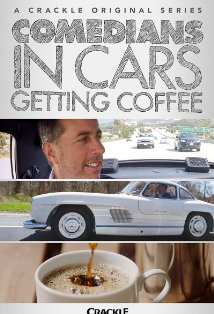 Comedians in Cars Getting Coffee kapak