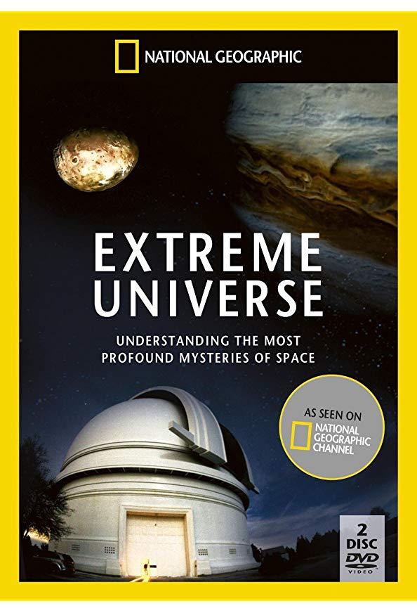 Extreme Universe kapak