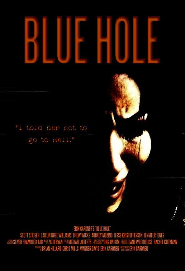 Blue Hole kapak