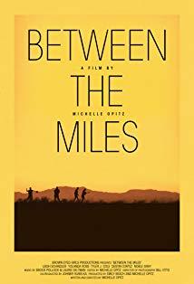 Between the Miles kapak