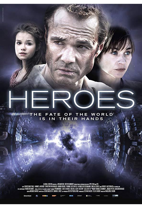 Heroes kapak