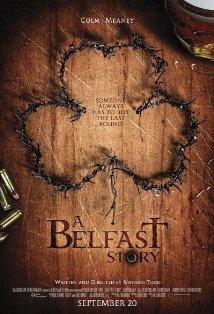 A Belfast Story kapak