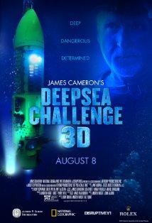 Deepsea Challenge 3D kapak