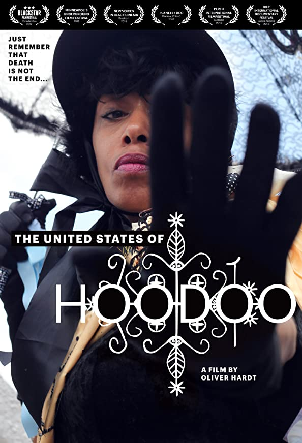The United States of Hoodoo kapak