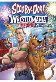 Scooby-Doo! WrestleMania Mystery kapak