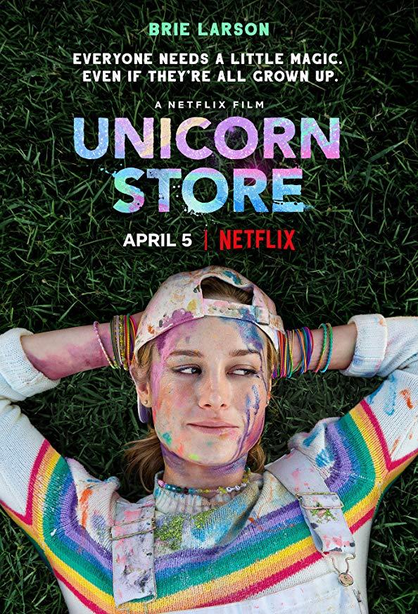 Unicorn Store kapak