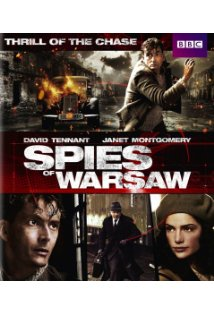 Spies of Warsaw kapak
