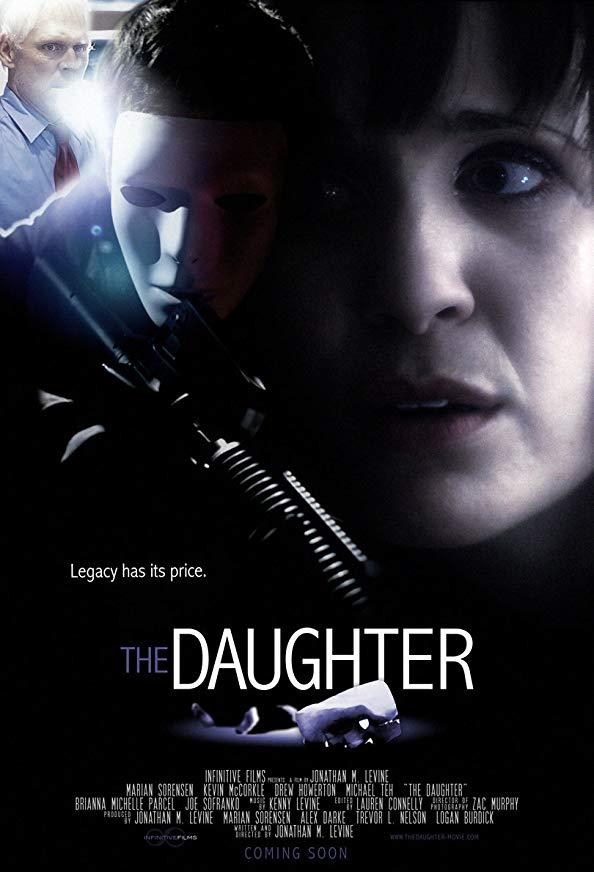 The Daughter kapak