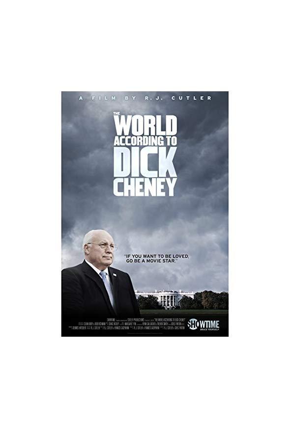 The World According to Dick Cheney kapak