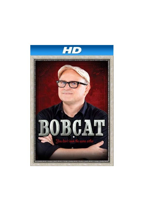 Bobcat Goldthwait: You Don't Look the Same Either. kapak