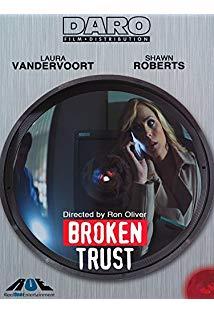 Broken Trust kapak