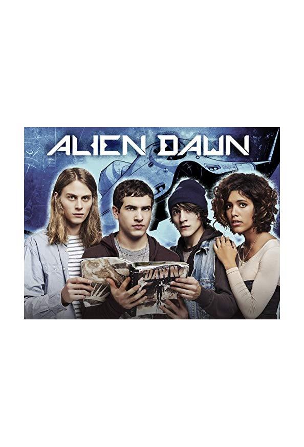 Alien Dawn kapak