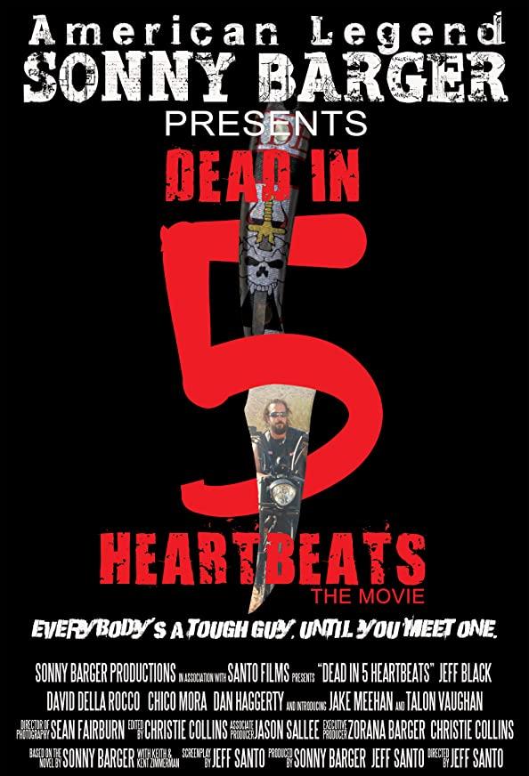 Dead in 5 Heartbeats kapak