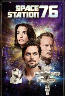 Space Station 76 kapak