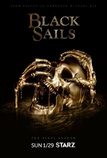 Black Sails kapak