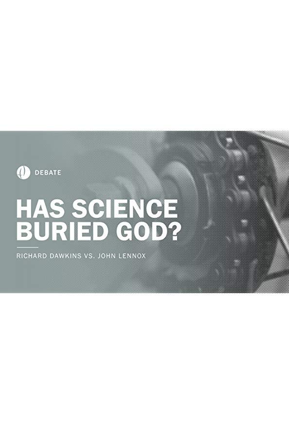 Dawkins vs Lennox: Has Science Buried God? kapak