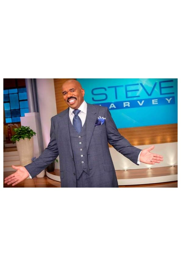 Steve Harvey kapak