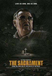 The Sacrament kapak