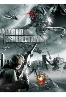 Android Insurrection kapak