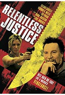 Relentless Justice kapak