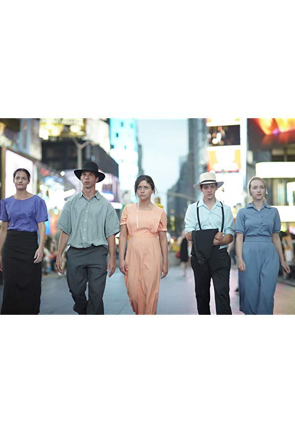 Breaking Amish kapak