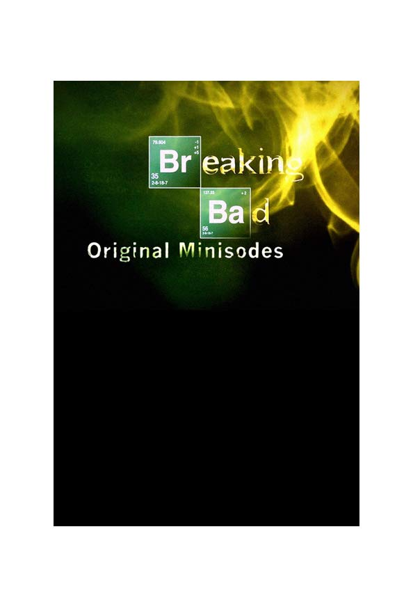 Breaking Bad: Original Minisodes kapak