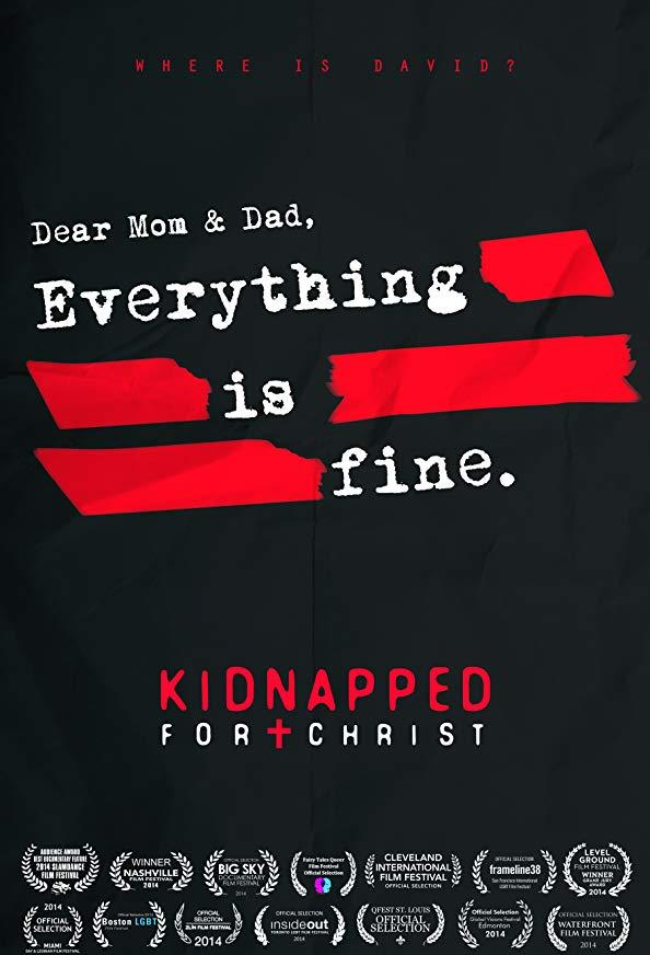 Kidnapped for Christ kapak