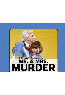 Mr & Mrs Murder kapak