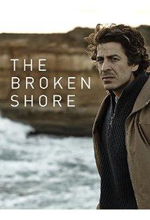 The Broken Shore kapak