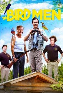 The Bird Men kapak