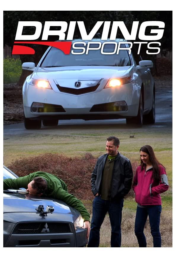 Driving Sports kapak