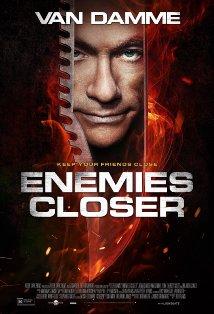 Enemies Closer kapak