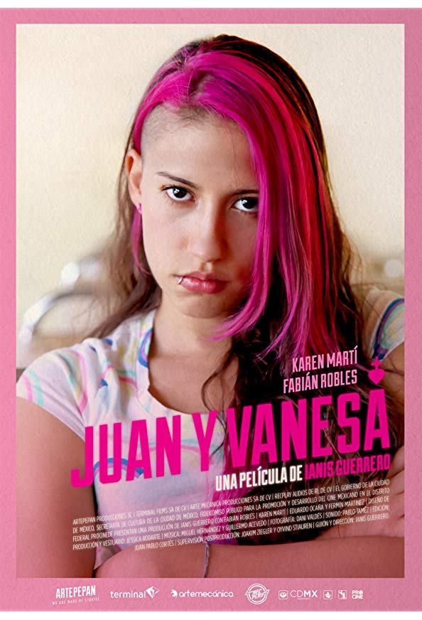 Juan y Vanesa kapak